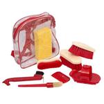 Kit Higiene e Limpeza para Cavalo - Vários Itens