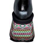 Cloche em Neoprene estampado - Boots Horse