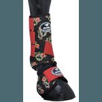 Conjunto Caneleira e Cloche estampa 14 - Boots Horse