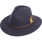 Chapéu Pralana Hunter Azul Marinho