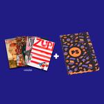 Kit 4 Revistas Zupi + Sketch Book PS Black