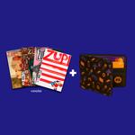 Kit 4 Revistas Zupi + Carteira Pixel Show