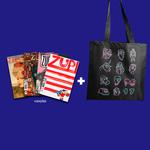 Kit 4 Revistas Zupi + Sacola PS 17
