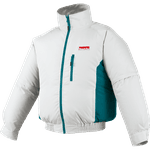 Jaqueta De Resfriamento a Bateria Makita DFJ201ZL