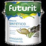 Esmalte Sintético Metalico Futurit 3,6L (Escolha Cor)