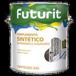 Fundo Zarcão Universal 3,6L - Futurit