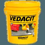 Aditivo Impermeabilizante para Concreto E Argamassa Vedacit Branco 18 Litros