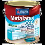 Esmalte Acetinado Branco Metalatex Eco Base Água 3,6L