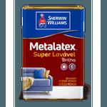 Tinta Acrílica Semi Brilho Metalatex 18L - (Escolha Cor)