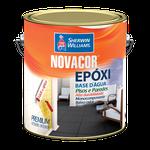 Tinta Epóxi Base D'água Branco 3,6 Litros - Novacor