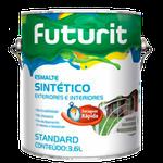 Esmalte Sintético Brilhante (Escolha Cor) 3,6L - Futurit
