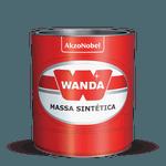 Massa Sintética Branca 3,6L 5.36KG - Wanda