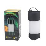 Lanterna de Camping Multifuncional Magnetica - 3 Pilhas AAA