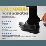 Kit 50 Calçadeiras Para Sapato