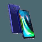 "Smartphone Motorola Moto G9 Play Dual Chip Desbloqueado Android Tela 6.5"" 64GB 4G Câmera 48MP+2MP+2MP Qualcomm Snapdragon - Azul Safira"