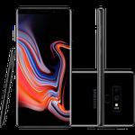 """Smartphone Samsung Galaxy Note 9 128GB Nano Chip Android Tela 6.4"""" Octa-Core 2.8GHz 4G Câmera Dupla 12MP 6GB RAM + Caneta S Pen com Controle Remoto - Preto"""