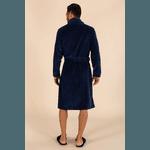 Robe Masculino Soft Marinho