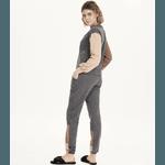 Pijama Manga Longa Mescla