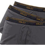 Classic Pack Boxer Cinza