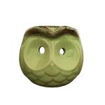 Aromatizador a Vela - Coruja Verde