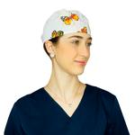 Bandana Cirúrgica Borboletas D1