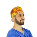 Bandana Cirúrgica Unissex - Rei Leão