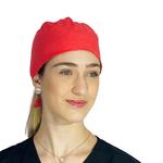 Bandana Cirúrgica Unissex - Coral