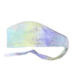 Bandana - Tie Dye Colors Roxo