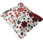 Bolsa Térmica de Sementes e Ervas Aromáticas - Almofadinha - Flores 08
