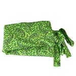 Bolsa Térmica de Sementes e Ervas Aromáticas - Lombar - Cashmere Verde