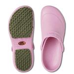 Babuche Rosa BB60 Soft Works Calçado de Segurança EPI Antiderrapante