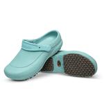 Babuche Verde Medicina BB60 Soft Works Calçado de Segurança EPI Antiderrapante