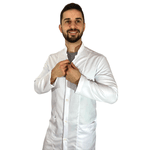 Jaleco Masculino- Branco