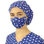 Touca - Máscara Dentes Digital