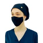 Touca - Máscara Preta