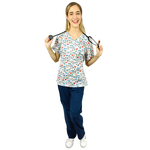 Pijama Cirúrgico Feminino - Medical Nursing 3