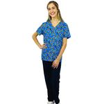 Pijama Cirúrgico Feminino - Mickey 4