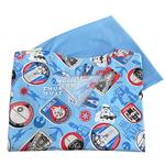 Pijama Cirúrgico Feminino - Peça única promocional - Star Wars 01
