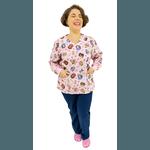 Pijama Cirúrgico Feminino - Barbie