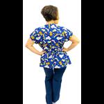 Pijama Cirúrgico Feminino - Safari 04