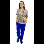 Pijama Cirúrgico Feminino - Mickey 6