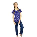 Pijama Cirúrgico Feminino - Peça única promocional - Esqueletos 2