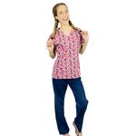 Pijama Cirúrgico Feminino - Peça única promocional - Mickey 5