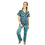 Pijama Cirúrgico Feminino - Peça única promocional - Bichinhos Digital 2