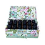 Organizador de óleos essenciais - Flores 6