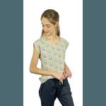 Scrub Cirúrgico Feminino Trendy 100% algodão - Mandalas