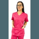 Scrub Feminino - Tricoline - Rosé