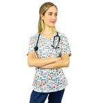 Scrub Feminino - Medical Nursing 3