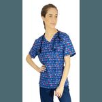Scrub Feminino - Medical Nursing Digital 4