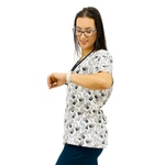 Scrub Feminino - Medical Nursing Digital 5
